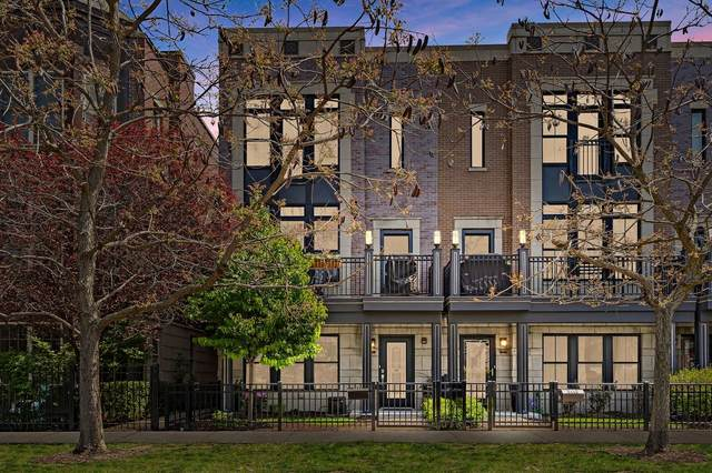 3445 N Whipple Street, Chicago, IL 60618 (MLS #11077888) :: Ryan Dallas Real Estate