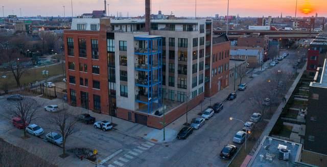 1600 S Jefferson Street #405, Chicago, IL 60616 (MLS #11077897) :: Helen Oliveri Real Estate