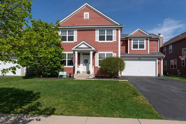 735 Spires Drive, Oswego, IL 60543 (MLS #11077908) :: Carolyn and Hillary Homes