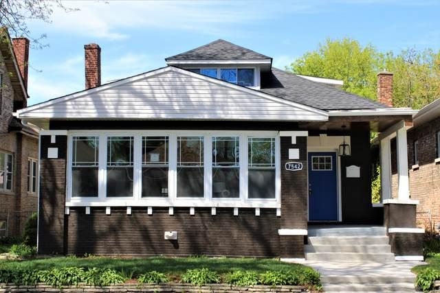 7542 S Ridgeland Avenue, Chicago, IL 60649 (MLS #11077941) :: Janet Jurich