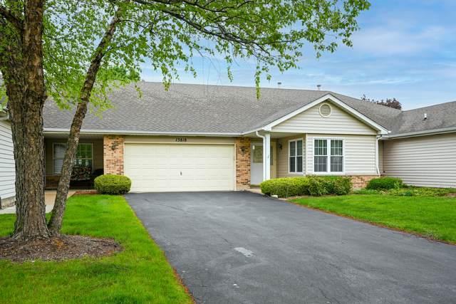 13818 S Magnolia Drive, Plainfield, IL 60544 (MLS #11077948) :: Helen Oliveri Real Estate