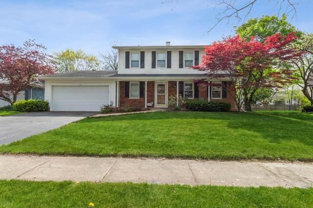 1783 Dogwood Court, Hoffman Estates, IL 60192 (MLS #11077964) :: Helen Oliveri Real Estate