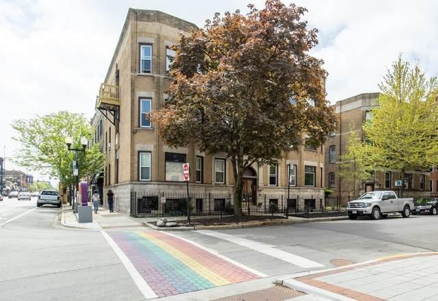 801 W Newport Avenue 3E, Chicago, IL 60657 (MLS #11077992) :: Helen Oliveri Real Estate
