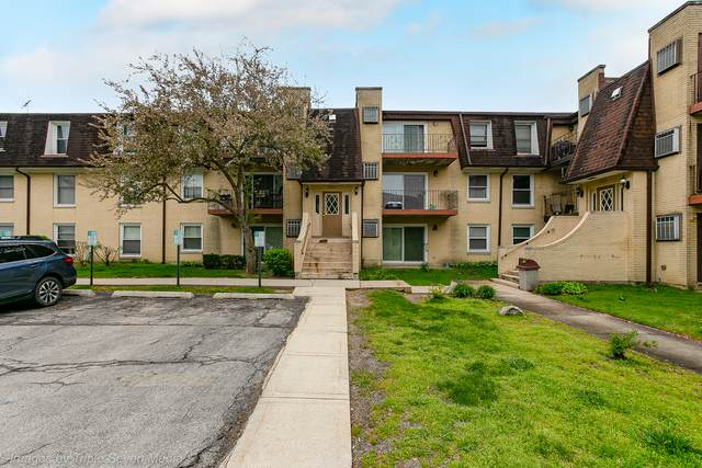 804 N River Road 3C, Mount Prospect, IL 60056 (MLS #11078034) :: Helen Oliveri Real Estate