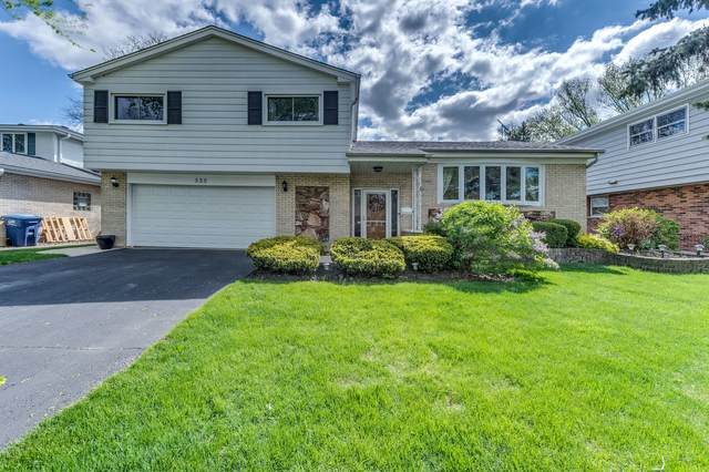 535 Bell Drive, Des Plaines, IL 60016 (MLS #11078067) :: BN Homes Group