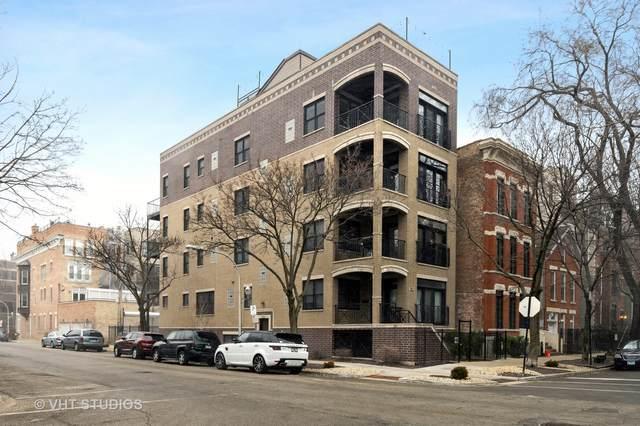 444 W Blackhawk Street #3, Chicago, IL 60610 (MLS #11078076) :: Lewke Partners