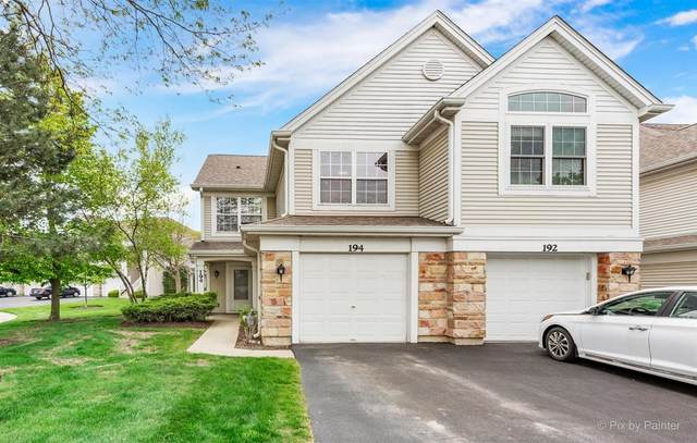 194 Lenox Court, Carol Stream, IL 60188 (MLS #11078084) :: Angela Walker Homes Real Estate Group