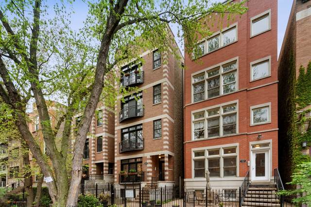 3535 N Reta Avenue #1, Chicago, IL 60657 (MLS #11078091) :: Lewke Partners
