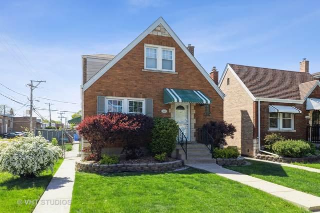 5446 S Newcastle Avenue, Chicago, IL 60638 (MLS #11078123) :: Helen Oliveri Real Estate