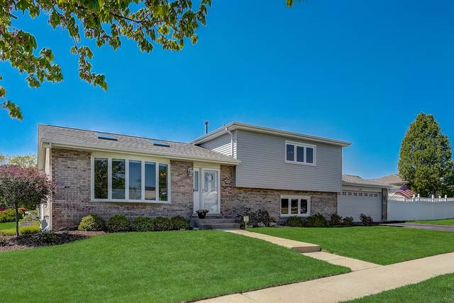 9201 W 169th Place, Orland Hills, IL 60487 (MLS #11078172) :: The Spaniak Team