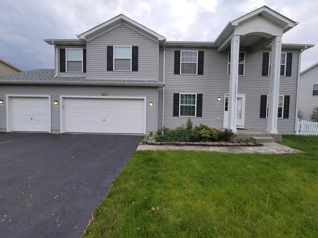 610 Oakwood Street, Minooka, IL 60447 (MLS #11078187) :: BN Homes Group