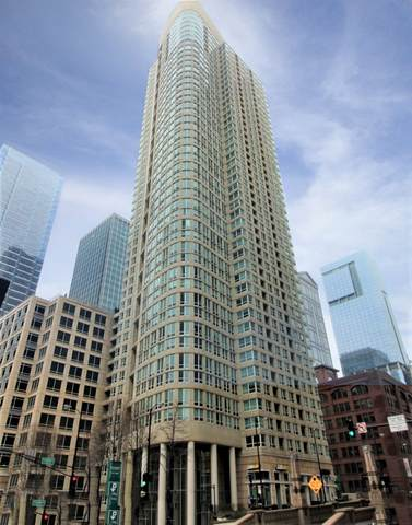 345 N Lasalle Drive #207, Chicago, IL 60654 (MLS #11078209) :: Lux Home Chicago