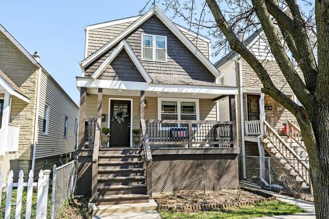 3857 N Albany Avenue, Chicago, IL 60618 (MLS #11078215) :: Littlefield Group
