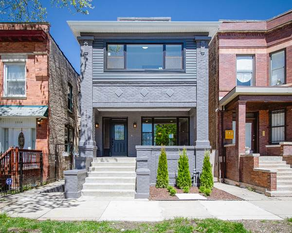 1516 E 69th Place, Chicago, IL 60637 (MLS #11078217) :: Janet Jurich