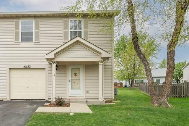 21330 Earhart Court, Plainfield, IL 60544 (MLS #11078226) :: Helen Oliveri Real Estate