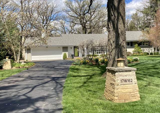 17W162 87th Street, Hinsdale, IL 60527 (MLS #11078233) :: BN Homes Group