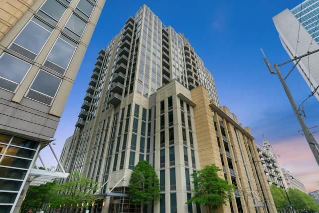 720 N Larrabee Street #1511, Chicago, IL 60610 (MLS #11078235) :: Helen Oliveri Real Estate