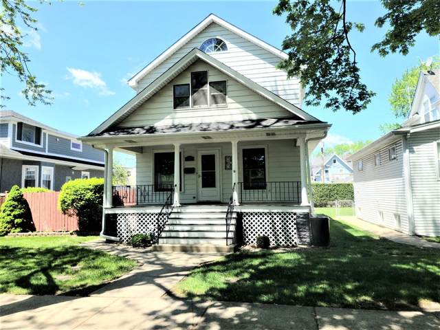 6726 N Oxford Avenue, Chicago, IL 60631 (MLS #11078259) :: Helen Oliveri Real Estate