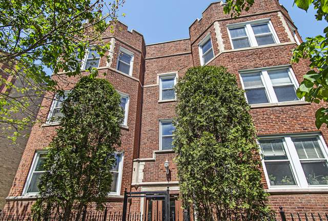 2730 N Sawyer Avenue 3S, Chicago, IL 60647 (MLS #11078339) :: Littlefield Group