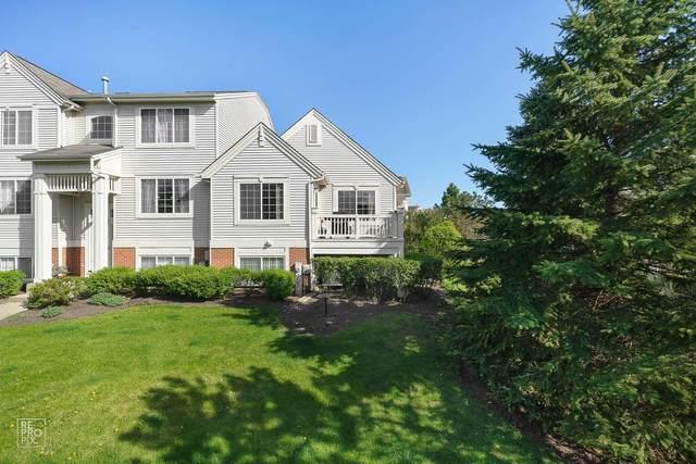 608 S Rosehall Lane #608, Round Lake, IL 60073 (MLS #11078344) :: Helen Oliveri Real Estate
