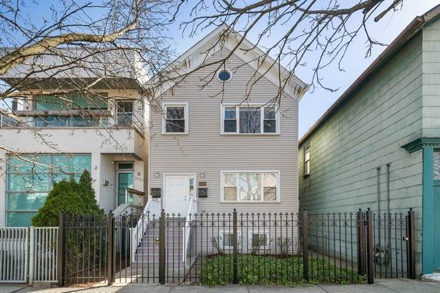 2457 W Moffat Street, Chicago, IL 60647 (MLS #11078410) :: Rossi and Taylor Realty Group