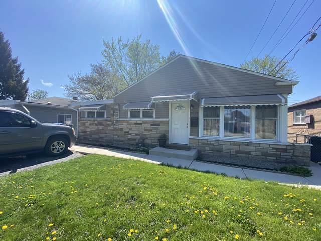4731 W 83rd Street, Chicago, IL 60652 (MLS #11078432) :: Helen Oliveri Real Estate