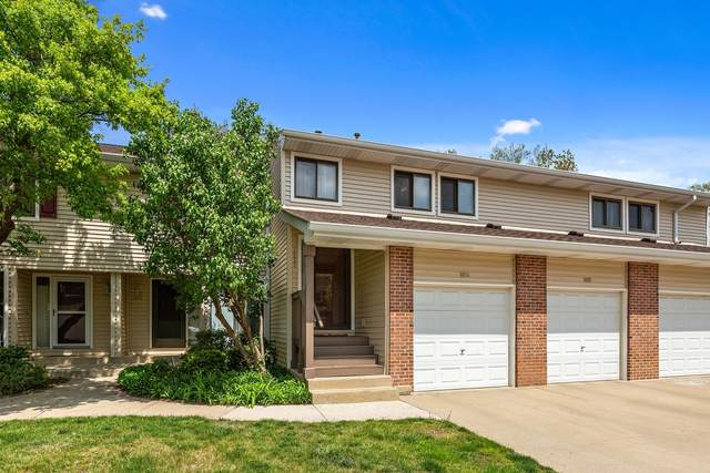 1032 Pinetree Circle N #1032, Buffalo Grove, IL 60089 (MLS #11078545) :: Helen Oliveri Real Estate