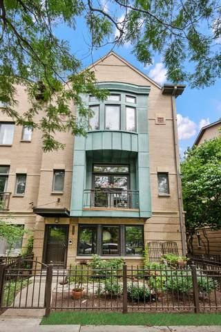 1314 W Monroe Street, Chicago, IL 60607 (MLS #11078577) :: Helen Oliveri Real Estate