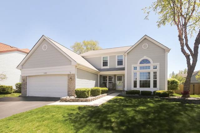 1121 Buckingham Drive, Carol Stream, IL 60188 (MLS #11078581) :: BN Homes Group