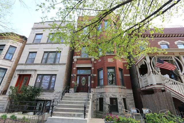 815 S Bishop Street, Chicago, IL 60607 (MLS #11078640) :: Helen Oliveri Real Estate