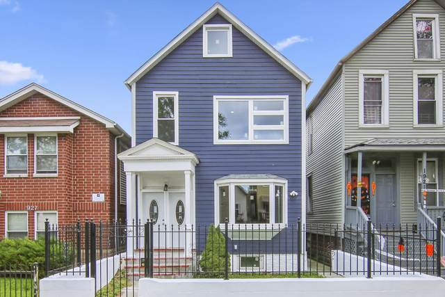 1925 N Saint Louis Avenue, Chicago, IL 60647 (MLS #11078649) :: Rossi and Taylor Realty Group