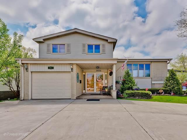 9856 N Huber Lane, Niles, IL 60714 (MLS #11078733) :: Helen Oliveri Real Estate