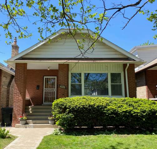 4526 N Lowell Avenue N, Chicago, IL 60630 (MLS #11078770) :: Littlefield Group