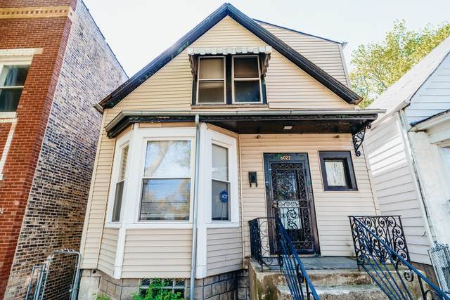 6022 S Paulina Street, Chicago, IL 60636 (MLS #11078784) :: Helen Oliveri Real Estate