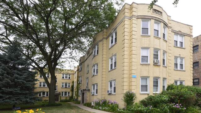 4448 W Gunnison Street 3A, Chicago, IL 60630 (MLS #11078817) :: Carolyn and Hillary Homes