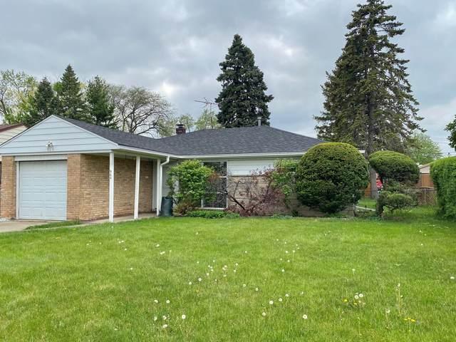964 E Villa Drive, Des Plaines, IL 60016 (MLS #11078820) :: Helen Oliveri Real Estate