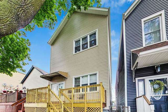 4609 S Wallace Street, Chicago, IL 60609 (MLS #11078871) :: Carolyn and Hillary Homes