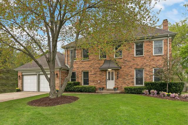 1344 Trinity Place, Libertyville, IL 60048 (MLS #11078873) :: Helen Oliveri Real Estate