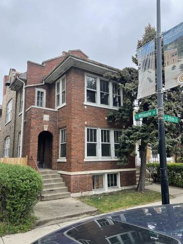 3028 W 55th Street, Chicago, IL 60632 (MLS #11078874) :: Littlefield Group