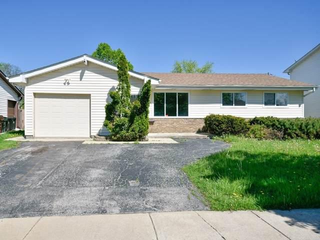 16849 Leclaire Avenue, Oak Forest, IL 60452 (MLS #11078907) :: Helen Oliveri Real Estate