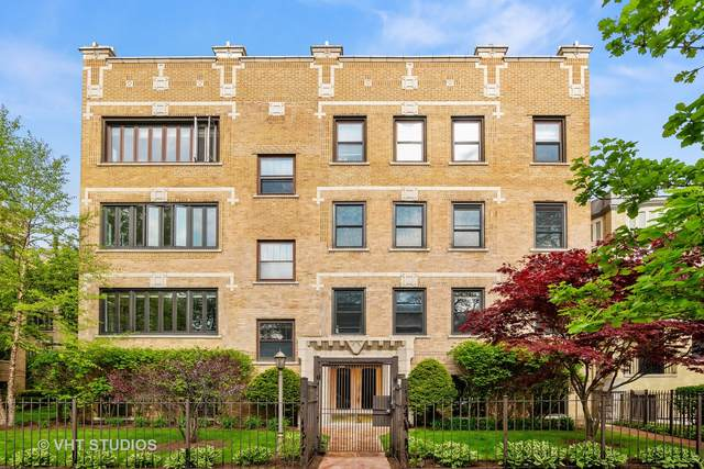 4727 N Paulina Street #1, Chicago, IL 60640 (MLS #11078913) :: Suburban Life Realty