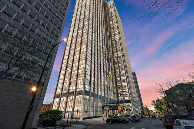 655 W Irving Park Road #4504, Chicago, IL 60613 (MLS #11078927) :: Helen Oliveri Real Estate