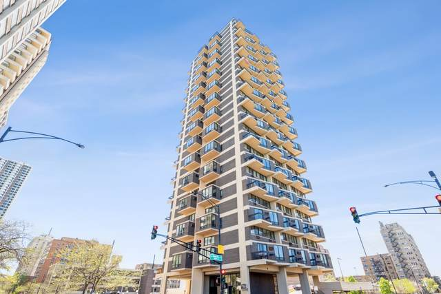 6166 N Sheridan Road 24H, Chicago, IL 60660 (MLS #11078946) :: Carolyn and Hillary Homes