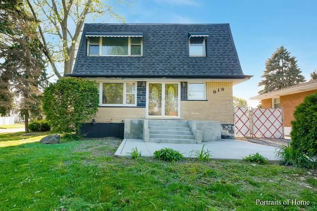 818 N Lombard Street, Elmhurst, IL 60126 (MLS #11078962) :: Angela Walker Homes Real Estate Group