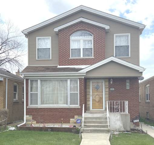 3505 W 77th Place W, Chicago, IL 60652 (MLS #11078966) :: Helen Oliveri Real Estate