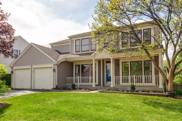 899 Belle Isle Lane, Vernon Hills, IL 60061 (MLS #11078980) :: Helen Oliveri Real Estate