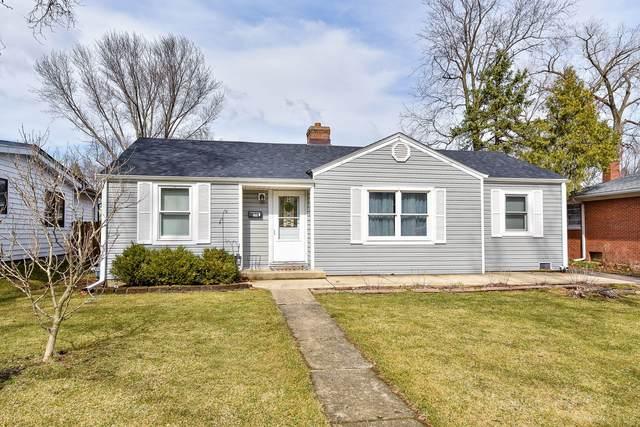 1833 E Willow Avenue, Wheaton, IL 60187 (MLS #11079021) :: Littlefield Group