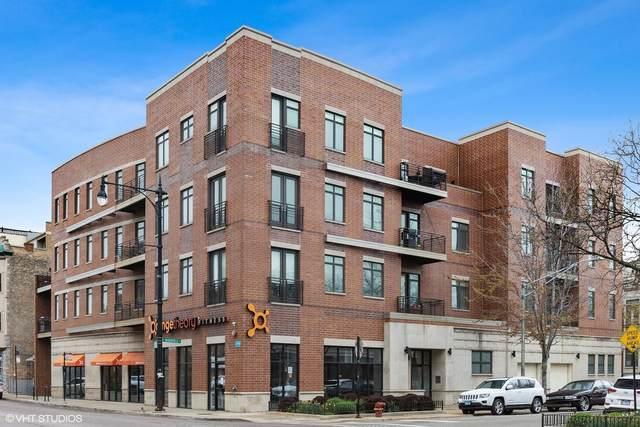 1600 N Marshfield Avenue #201, Chicago, IL 60622 (MLS #11079023) :: O'Neil Property Group