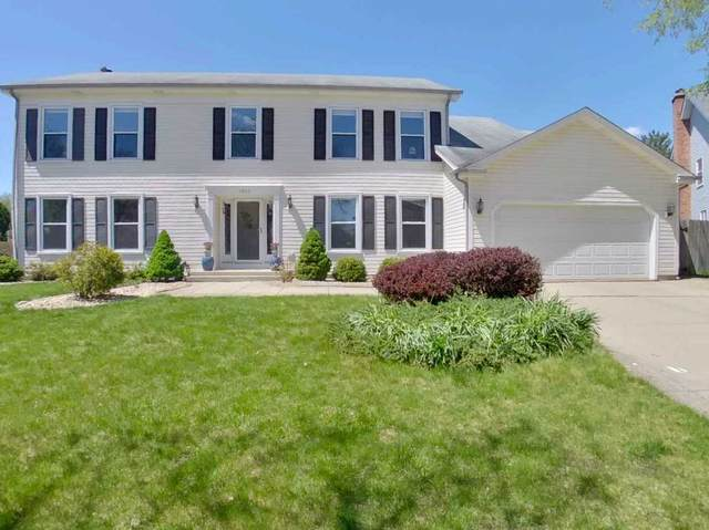 1660 Brittany Lane, Hoffman Estates, IL 60192 (MLS #11079046) :: Littlefield Group