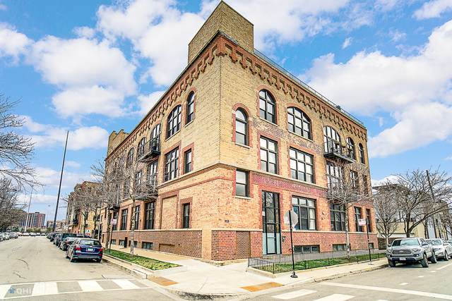 1050 W Hubbard Street 2D, Chicago, IL 60642 (MLS #11079053) :: O'Neil Property Group